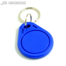 13.56 MHZ IC Proximity IC Card Keyfobs Access Control Card Rfid Tag
