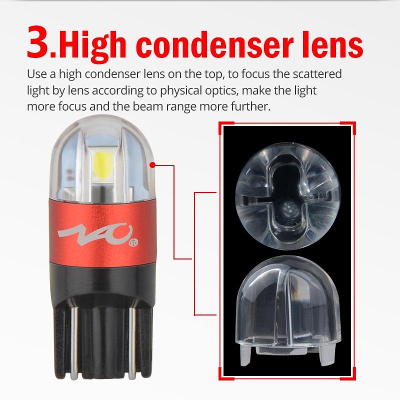 LED T10 W5W bulb (8)
