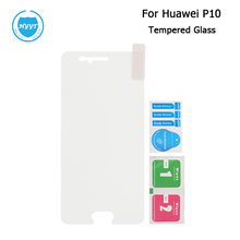 For Huawei P10 Premium Tempered Glass Film Scratch-proof Protective Steel Film For Huawei P10 Cellphone Free Shipping Popular(China)