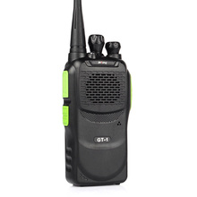 Baofeng/Pofung GT-1 UHF 400-470MHz 5W 16CH FM Function Two-way Ham Portable Handheld Radio Transceiver Walkie Talkie Green