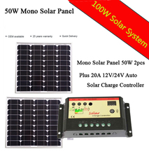 50w solar panel factory price mono crystalline solar panel 50w solar cell always with stocks(China)