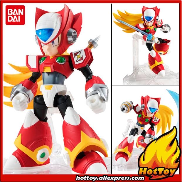 100% Original BANDAI Tamashii Nations NXEDGE STYLE Action Figure - Zero from Mega Man X<br>