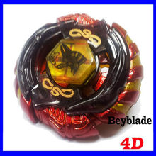 1pcs Spinning Top BB111 Beyblade Metal 4D Launcher Constellation Fighting Gyro Battle Fury Toys Christmas Gift For Children F3(China)