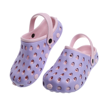 2017 New More Colors EVA Women Clog Summer Croc Beach Shoes Hollow Out Sandals Hole Breathable High Quality Comfort US5.5-7.5(China)