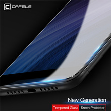 Cafele For 4X Xiaomi Redmi Glass Redmi Note 4 4x Tempered Glass Nano Scartch Proof Film Anti Finger Print Screen Protector