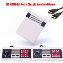 HD HDMI Out Retro Classic handheld game player Family TV video game console Childhood Built-in 600 Games For nes mini HDMI HD