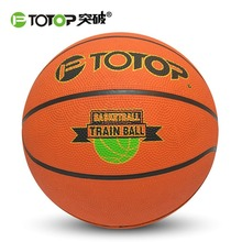 PTOTOP Outdoor Indoor Size 7 High Quality Rubber Pelota Basketball Special for Primary And Middle School Students dropshipping(China)