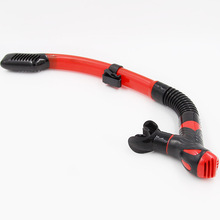 Benice Professional Snorkel Silicone Breathing Tube Full Dry Swimming Diving Breathing Tube High Quality Respirator