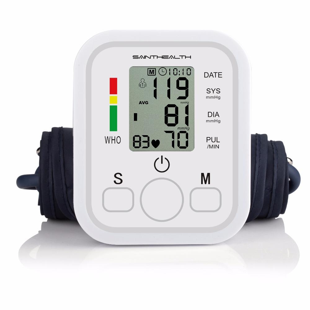 جهاز الرعاية الصحية المنزلية لقياس ضغط الدم ورصد ضربات القلب 5