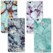 Marble Image Coque Case For Xiaomi Redmi 4 4A 3S Cases Redmi Note 3 Note 3 4 Pro silicone luxury New pattern The explosion
