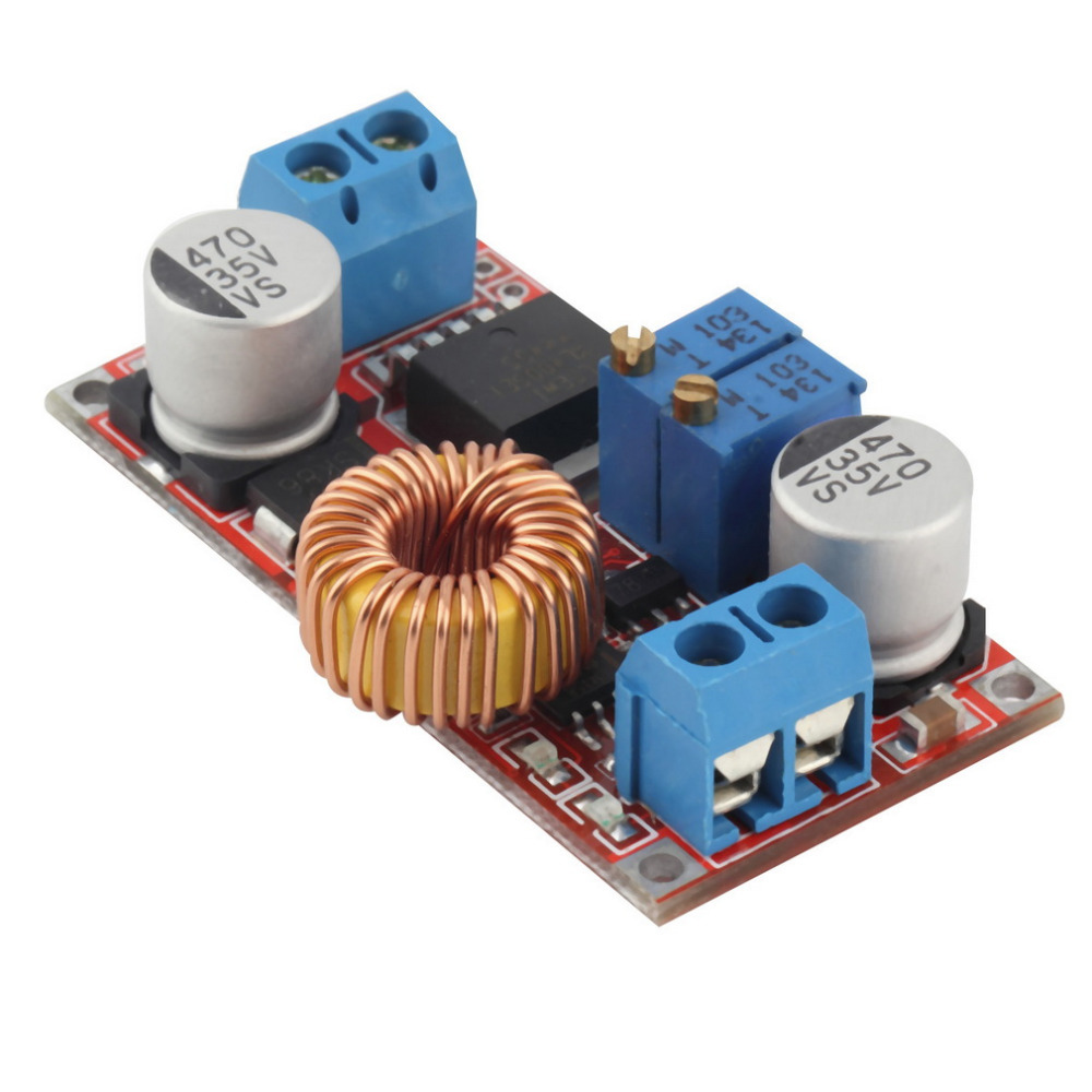 5A DC to DC CC CV Lithium Battery Step down Charging Board Led Power Converter<br><br>Aliexpress