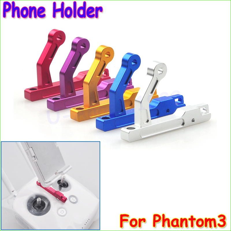 Wholesale 1pcs Universal FPV Phone Holder Clip to Monitor Holder for DJI Phantom 3 / Inspire 1 Quadcopter ForPhone Drop freeship<br><br>Aliexpress