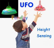 Free Ship Mini Flying UFO RC Quadcopter Helicopter Radio Hand Control UFO Creative Toy Electric Floating Drone Best Gift for Boy