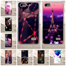 Phone Case for Huawei Honor 4C / G Play Mini Case TPU Soft 3D Back Cover for Huawei Honor 4C / G Play Mini Capa Protector Shell(China)