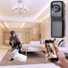 Hot Mini Camera Smallest Wifi iP Camera Long Discance Monitor Remote Control Support FOR iphone Android iPad Laptop PC