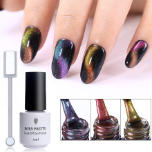 BORN PRETTY 5ml 3D Chameleon Cat Eye Gel Polish Magnetic Gel Lak Soak Off UV Gel Polish Varnish Lacquer Magnet Board(China)