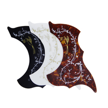 "Fancy pattern Guitar Assembly Accessories Guitar Pickguard classic design 40"" 41"" inch Acoustic Guitar Scratch Plate Pick"