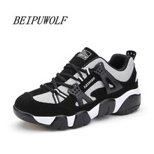 2017 Spring Newest Running Shoes for Men Breathable Sports Shoes Zapatillas Hombre Outdoor Sneakers Non-slip Jogging Shoes 39-45