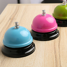 Color Random!!1PC New Kitchen Counter Hotel Call Bell Ringing For Service Bar Reception Restaurant(China)