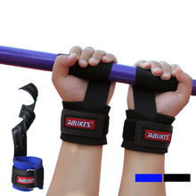 Brand 2Pcs Hand Wraps Wrist Strap Weight Lifting Wrist Wraps Crossfit Powerlifting Bodybuilding Breathable Wrist Support HJ18