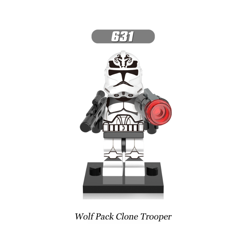 XH631-Wolf Pack Clone Trooper