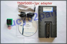 TNM5000 USB Universal IC Programmer nand flash programmer nand programer for WIndows XP/VISTA/7/8 with 528S2-300 socket adapter
