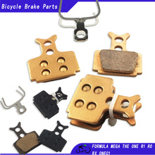 MTB Mountain bike Cycling bicycle disc brake pads shoes for FORMULA MEGA THE ONE R1 RO RX ONEC1