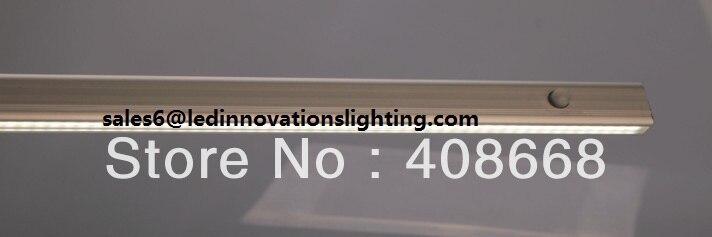Free shipping LED PIR Sensor Clothes Hanger Light ,8W,12VAC CRI80 862*16*30.5mm By PIR Sensor 5-8m<br>