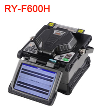 Original RUIYAN Digital fiber optic Fusion Splicer RY-F600H with Fiber Holders / Optical Fiber Cleaver / Fiber Stripper With CE(China)