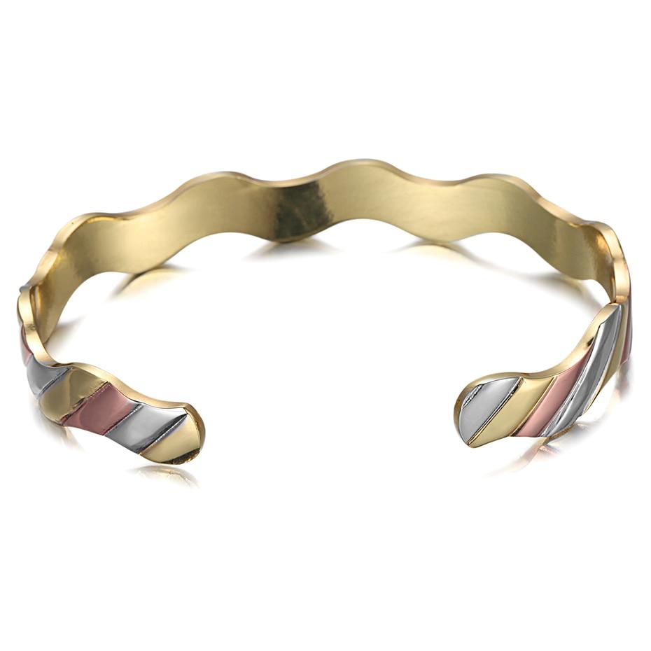 Copper Magnet Healthy Bio Energy Bracelets Bangles  (6)