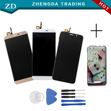 For Cubot Note S LCD Display and Touch Screen  Screen Digitizer Assembly Replacement For Cubot Note S Cell Phone+Tools+case