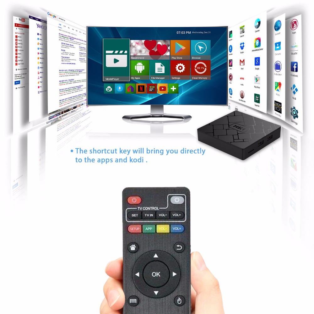 android tv box 2018 new