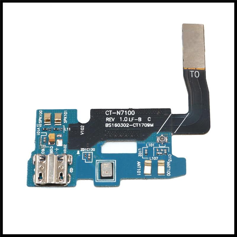 Red Cargador de viaje para SAMSUNG Galaxy GT-N7100 GT-Note II N 7100