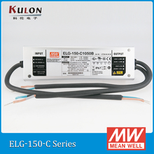 Original Mean well constant current LED driver ELG-150-C500B 500mA 150W PFC IP67 dimmable Meanwell power supply