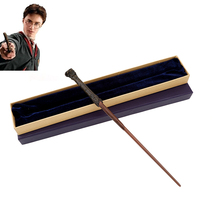 Jumrun Original Version Quality Metal Core Harry Potter Magic Wand Cosplay Stage Magical Stick with Gift Box Packing