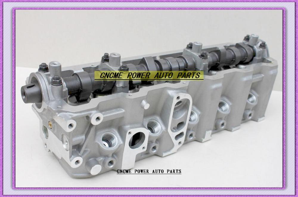 908 157 AAB AJA AJB Complete Cylinder Head Assembly ASSY For Volkswagen VW Transporter T4 2.4L D L5 1996- 074103351D 908157 (6)