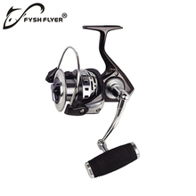 Surf Casting Fishing Reels, Stainless Steel Bearings And Main Shaft, 13+1BB, Suitable for Ocean Boat Fishing,  high quality