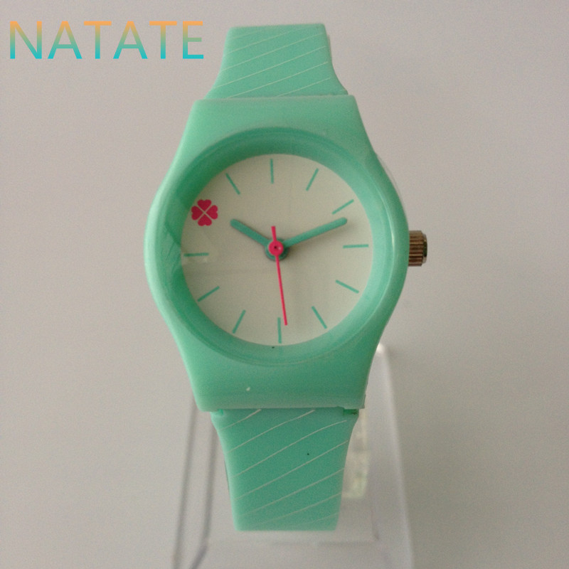 NATATE Women Dress Wristwatches British Style WILLIS Four Leaf Clover Design Fashion mini Line Quartz Watches 0840<br><br>Aliexpress