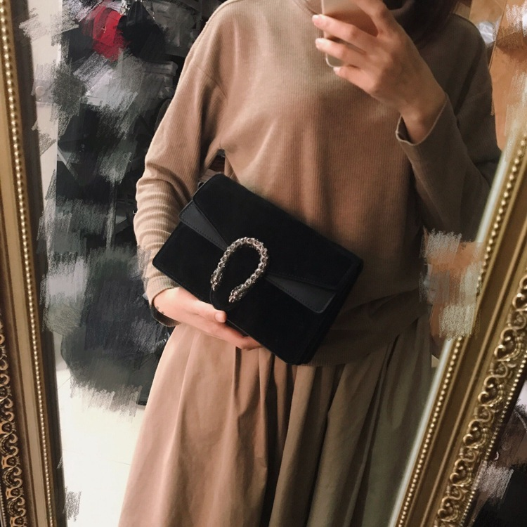 Dionysus leather bag