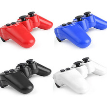 Wireless Bluetooth Game Controller For PS3/PS 3 joystick for PS III SIXAXIS Controls Joysticks Gamepad Controllers Video games(China)