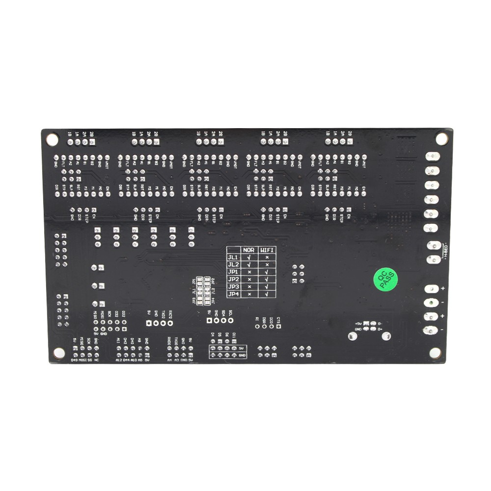 4 layers PCB controller board MKS Gen V1.4 integrated mainboard compatible Ramps1.4/Mega2560 R3 with 5pcs DRV8825 and usb cable<br>