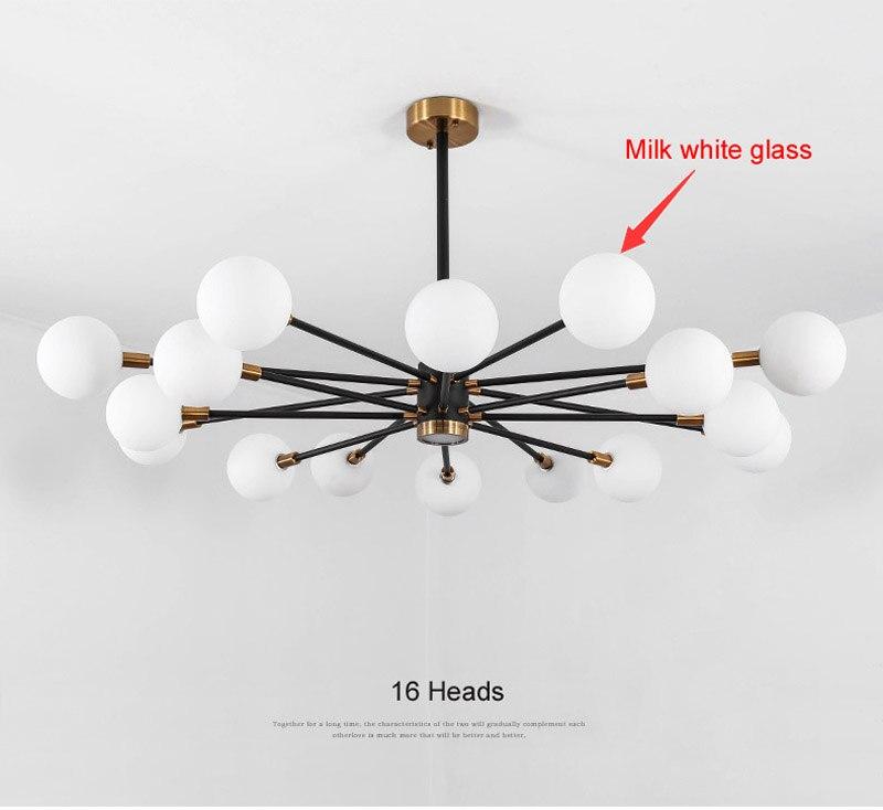 Nordic Modern Molecular Magic Bean Branch Pendant Lights Italian LED Hanging Lamp for Dining Room Kitchen living room bar Lighting 01