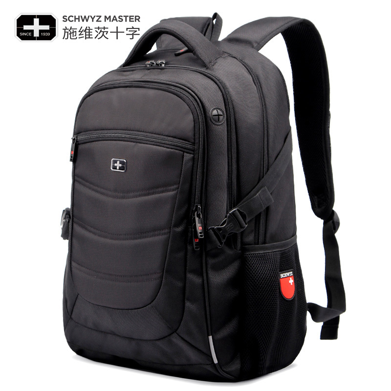 Hot backpack schwyz master brand laptop backpack tourism bag fashion leisure business bag for macbook pro 15.6 inch 17inch bags<br><br>Aliexpress