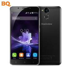 Original Blackview P2 Smartphone MTK6750T Octa Core 5.5 Inch 4GB RAM 64GB ROM Android Cellphone 13MP Dual SIM Mobile Phone