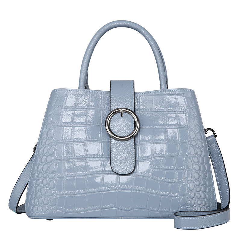 2017 New Genuine Leather Women Handbags Bag Ladies Famous Brand Designer Messenger Bag Shoulder Bags High Quality Casual Tote <br>