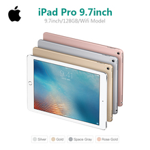 Apple iPad Pro 9.7 inch Tablet pc 2.4G/5GHZ wifi Support 2gb RAM 128gb Flash Disk Powerful A9x-64bit Portable Tablet Computers(China)