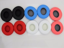 Replacement Soft Sponge Foam Earmuff Cup Cushion Repair Parts Earpads For By Dr. Dre Solo 2.0 Solo2 Wireless Headphones