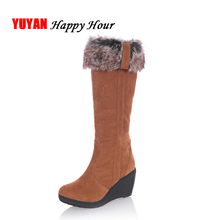 High Quality Women Snow Boots Winter Boots Ankle Casual Brand Winter Shoes Womens Boots Plush Warm Fur Shoes Y051 Free Shipping