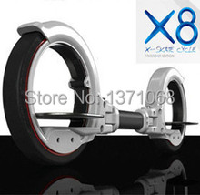 WS16 hot selling high quality foldable x8 skateboard, adult  two wheels skatecycle, portable mini longboard skateboards