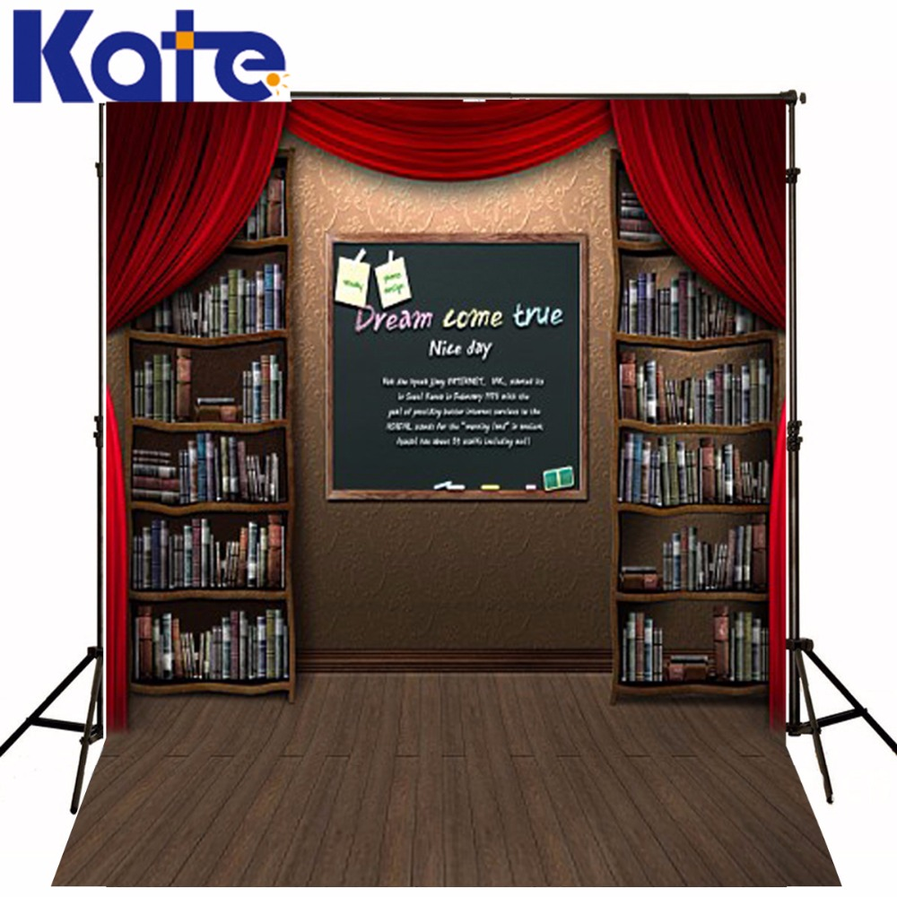 300Cm*200Cm(About 10Ft*6.5Ft)T Background Library Wonderful Dream Come True One Day Photography Thick Cloth Photography  3385 Lk<br>